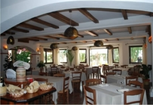 The Cormorano Restaurant
